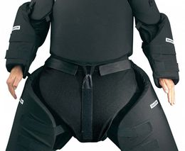 KWON Guard Self Defence Armour PLUS CE, black, ONE SIZE