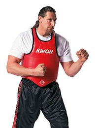 KWON WU Shu Double body protector CE, reversible, sizes: XS-XXL