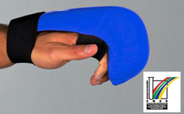 KWON WKF Karate Hand Protector, sizes: XS-XL