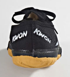 KWON Canvas Training shoe, rubber sole, sizes: 30 - 47