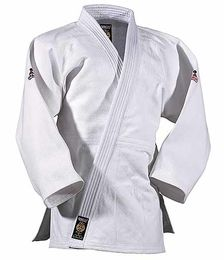 Judouniform Dan Rho Sensei (339008) white 750g/m2 (OFFER)