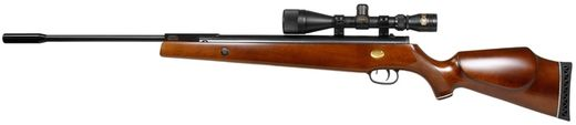 "Beeman Mach 12.5 Air Rifle, RS3 Trigger 3-9x40AO Scope, Muzzlebrake, caliber - 0.177"" or 0.22"""