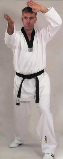 Hadan Plus Taekwondo uniform (LIMITED EDITION, SALE)