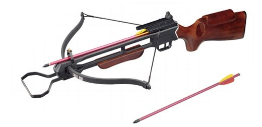 Crossbow Man Kung 150 lbs wood