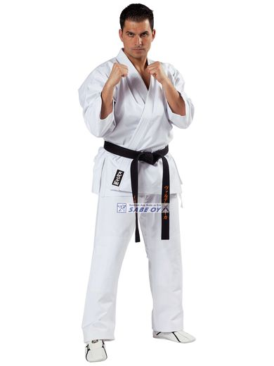 KWON Ju-Jutsu Self-defence uniform, white, 12 oz