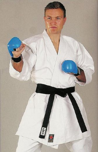 KWON Kumite Karate Jacket, white, 12 oz, sizes 160 cm  - 190 cm