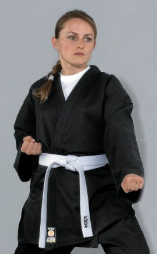 Karate/Ninjutsu Jacket, 100 % cotton, 8 oz