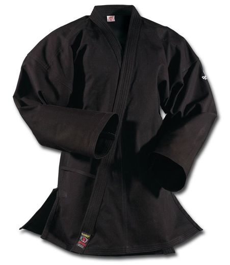 Ju Jutsu Shogun Plus Jacket, black, 150-200