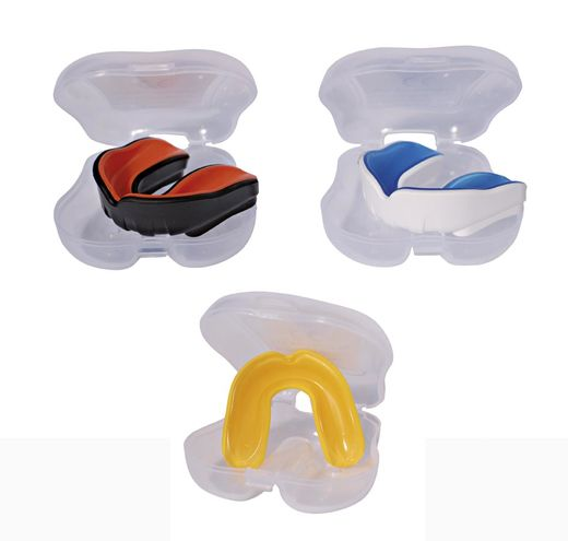 KWON Polaris Mouth Guard with Case CE, EVA material, Junior & Senior