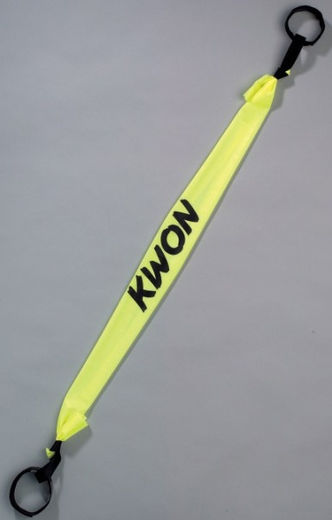 KWON Quickband for kicks and hits, basic or strong model, length: 130 cm