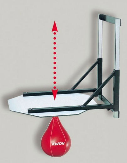 KWON Adjustable Speed balls attachment rack, includes a swivel