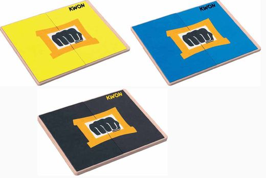 KWON Kalyeo Crush board, yellow/blue/black