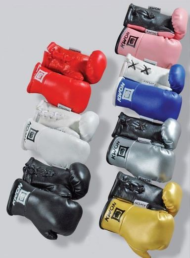 KWON Miniature Boxing gloves, leather