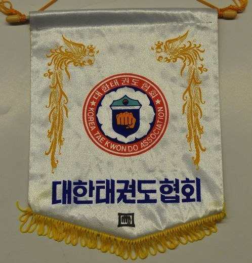 Pennant Korea Taekwondo Association (KTA)