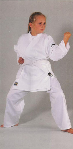 KWON Clubline Karate Uniform JUNIOR / BASIC sizes 80 cm - 190 cm