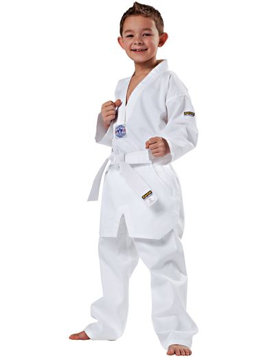 Clubline SONG taekwondo uniform, sizes: 110 cm - 210 cm