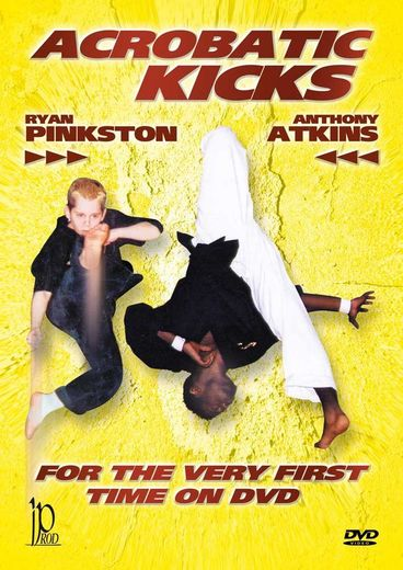 Acrobatic Kicks DVD