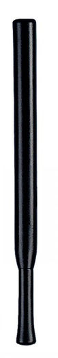 KWON Soft Training Baton, baseball bat design, black, 65 cm