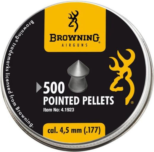 Browning Diabolos Pointed Pellets 4,5mm/0,56g 500 pcs