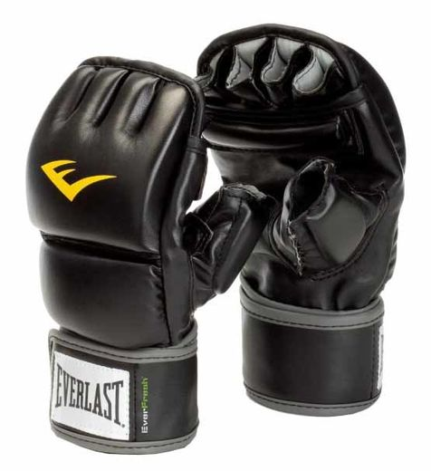 Everlast Wrist Wrap Heavy Bag Gloves Sizes S/M or L/XL