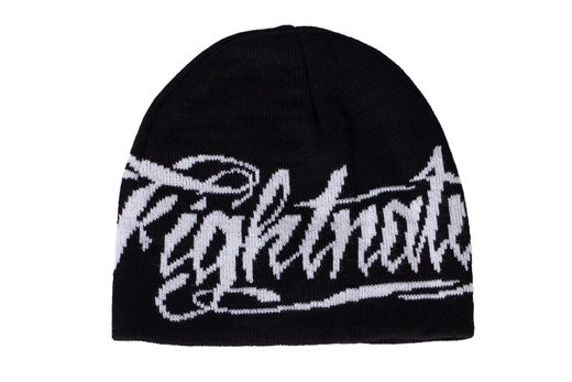FIGHTNATURE Bobcap / Beanie black