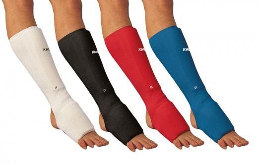 KWON Shin and Instep guard, flexible, sizes XS - XL