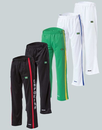 KWON Capoeira Pants, several colors