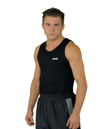 KWON Singlet shirt, good quality, black, sizes: S-XL