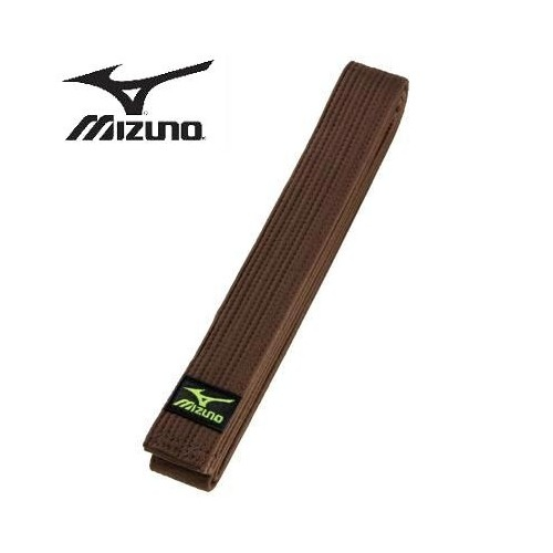 Mizuno budobelt brown sizes 235 cm - 325 cm