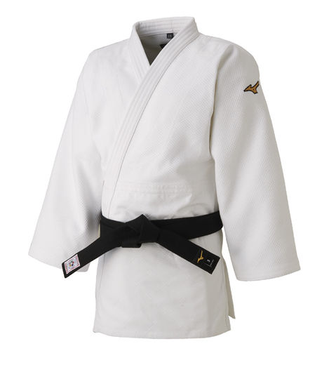 Mizuno Yusho Best 750g (IJF Approved - Red Label) Judo Suit, white sizes 150 - 210 cm