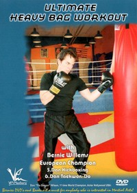 DVD Ultimate Heavy Bag Workout