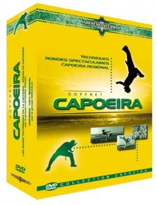 Capoeira DVD Box Set