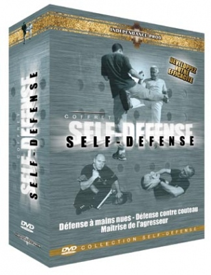 Self-Defense Vol. 1 DVD Box Set