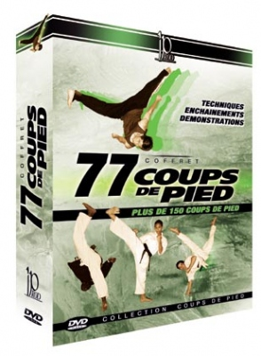 77 Kicks DVD Box Set