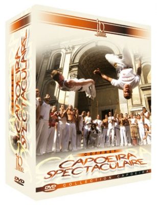 Spectacular Capoeira DVD Box Set