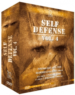 Self-Defense Vol. 4 DVD Box Set