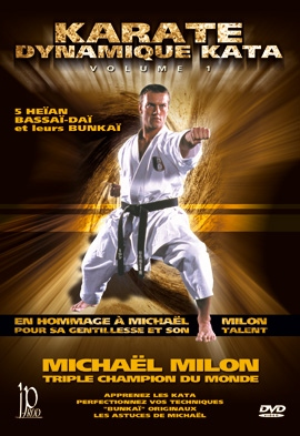 Karate Dynamic Kata Vol. 1 DVD