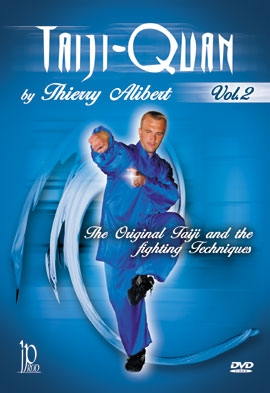 Fighting Taiji-Quan Vol. 2 DVD