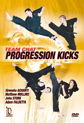 Progression Kicks DVD