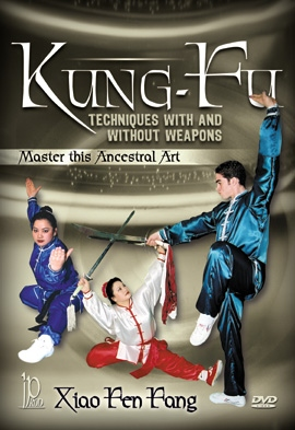 Kung-Fu Techiques With and Without Weapons DVD
