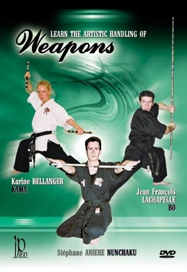 The Weapons of Budo Vol. 1 DVD