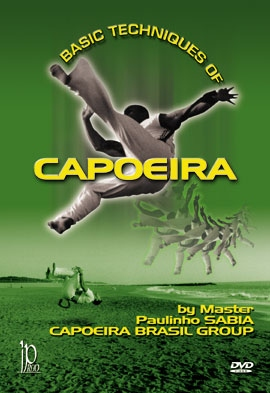 Basic Techniques of Capoeira DVD