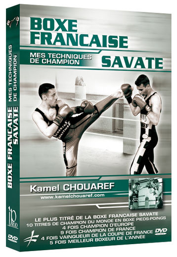 Savate - My Champion Techniques DVD