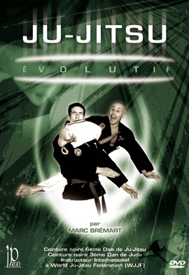 Ju-Jitsu Evolution DVD