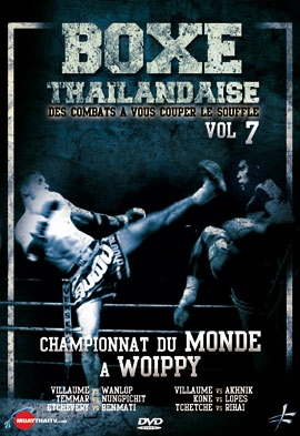 Thai Boxing - World Championship in Woippy Vol. 7 DVD
