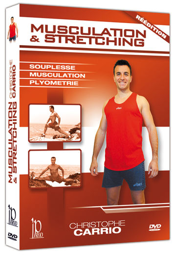 Workout & Stretching DVD