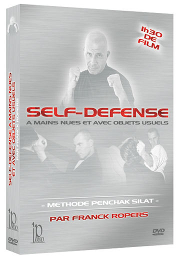 Self-Defense: Empty Hands & With Everyday Objects DVD