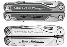 Leatherman Kaiverrustyö