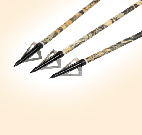 Advance Blade Broadheads (3pcs) 100gr 3-blade