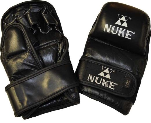MMA-gloves Nuke Fight BC1 size S/M or L/XL